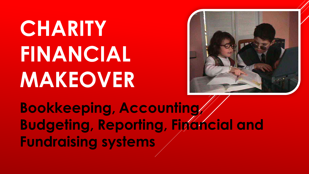 bookkeeping accounting for charity and nonprofit organizations